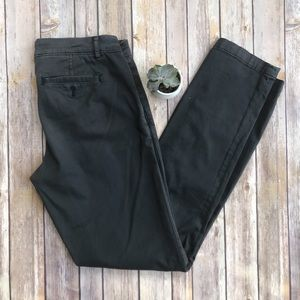 Pilcro and the Letterpress Skinny Pants Sz 27 Tall